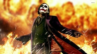 Joker The Dark Knight HD Wallpaper Movies Wallpapers