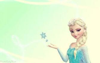Disneys Frozen   Elsa Wallpaper by SweetieCandyHeart