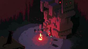 Hyper Light Drifter Video Game Desktop Wallpaper 61522 1920x1080px