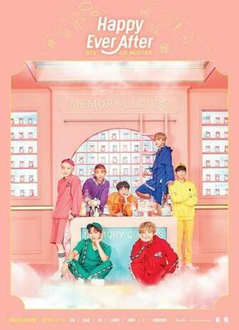 BigHit Entertainment on BTS BTS Bts 4th muster Bts wallpaper
