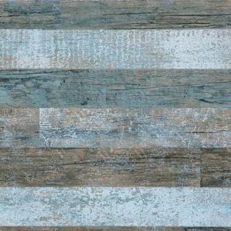 Faux Reclaimed Wood Wallpaper Brushed wood wallpaper blue