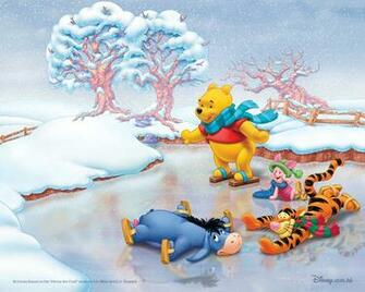 Tops Wallpapers Disney Christmas Wallpapers Set 2