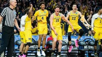 Wolverines Enjoy the Fruits of Their Labor After Reaching Elite