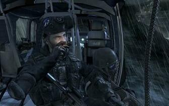 Captain Price by donabruja