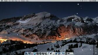 Mac Winter Wallpapers