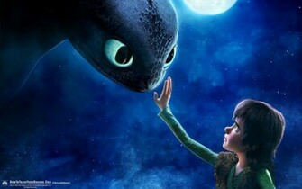 How to train your dragon 2 official movie wallpaper 19201080