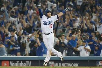2018 World Series Muncy saves Dodgers season with homer in the