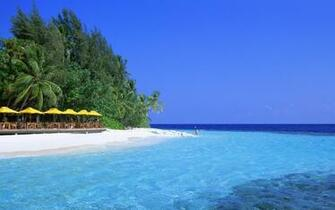 Blue Water Beach Wallpapers HD Wallpapers
