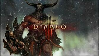 Diablo 3 Barbarian wallpaper   876995