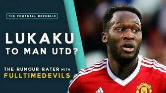 Manchester United Lukaku Wallpapers Players Teams Leagues