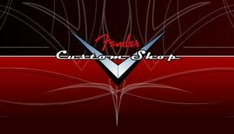 Fender Customshop Wallpaper by himynameisarthur
