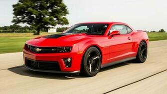 Chevrolet Camaro ZL1 2012 Wallpapers and HD Images