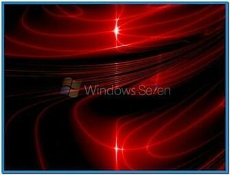 Desktop on fire screensaver windows 7   Download