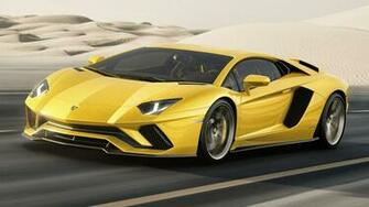 2017 Lamborghini Aventador S   Wallpapers and HD Images Car Pixel