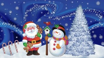 Christmas Wallpapers Animated Hd Wallpapers Download