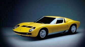 Wallpaper 1966 Lamborghini Miura HD Wallpaper 1080p Upload at March