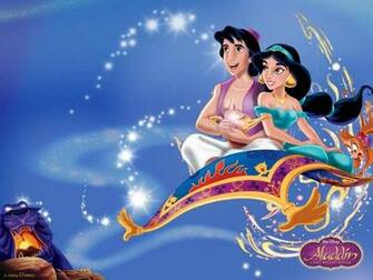 Aladin HD Wallpaper   Disney Wallpaper