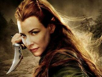 Evangeline Lilly The Hobbit The Desolation Of Smaug Wallpapers