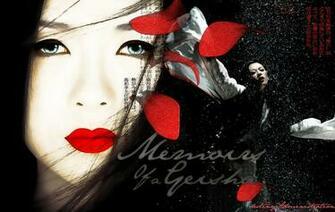 Memoirs Of A Geisha Wallpaper Memoirs of a geisha by