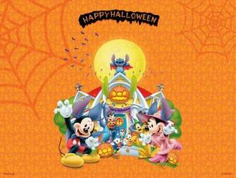 disney desktop wallpaper computer Disney Halloween