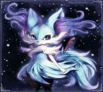 Ice Braixen Wallpaper and Background 1672x1500 ID648625