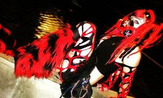 Cyber Goth Backgrounds Cyber goth relaxing by ilonas