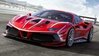 Ferrari 488 Challenge Evo Ready To Race With Refined Aero Performance