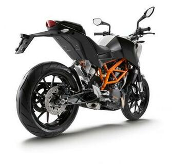 KTM Duke 390 Sportsbike Wallpapers   XciteFunnet
