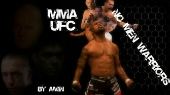 UFC Wallpaper by AminKazama