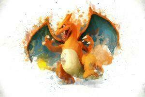 Charizard Dragonite Gyarados Fearow Pokemon Ash