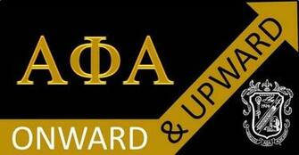 Alpha Phi Alpha   Omicron Eta Lambda   Onward and Upward