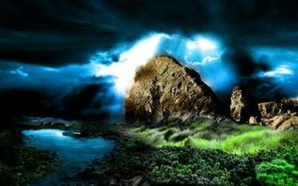 3D Nature HD Wallpaper Widescreen 1923 3D   bwallescom Gallery