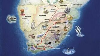 the blue train route map south africa high resolution 9EfX