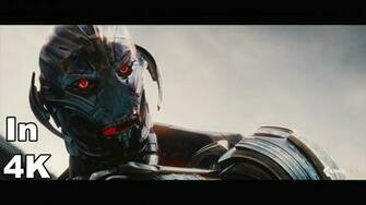 4K Marvels Avengers Age of Ultron   Teaser Trailer