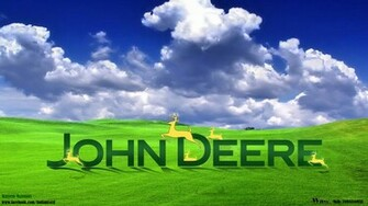 John Deere Logo Wallpaper