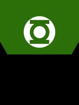 John Stewart Green Lantern Minimalist Superhero wallpaper Green