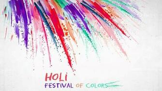 Holi Festival Of Colors HD Wallpaper HD Wallpapers