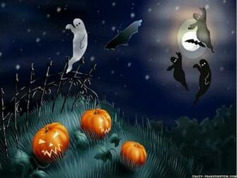 Download Halloween Wallpapers 2011 to Welcome the