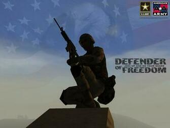Defend Freedom Wallpaper