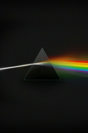 pink floyd the dark side of the moon light spectrum iPhone4 640x960