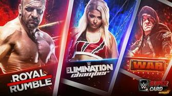 WWE SuperCard Season 4 Details on New Unified PVP Leagues