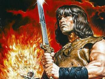 Conan The Barbarian 1982 Wallpapers HD Download