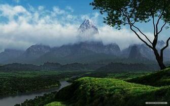 3d nature desktop wallpapers