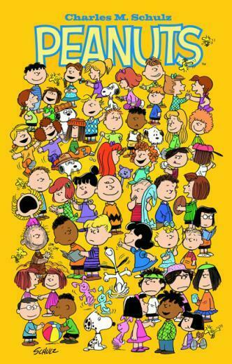 The Peanuts Gang computer desktop hd wallpapers backgrounds