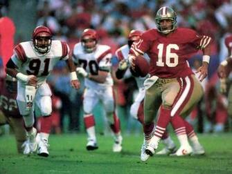 Joe Montana And Jerry Rice Wallpaper wwwgalleryhipcom
