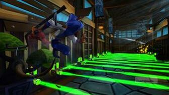 Sly Cooper Thieves in Time video game wallpapers Wallpaper 12 of