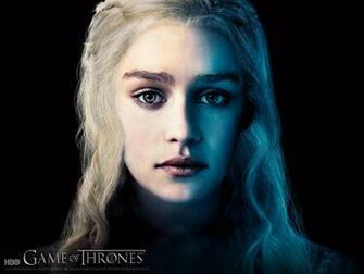 Emilia Clarke en Game of thrones Wallpaper ID1091