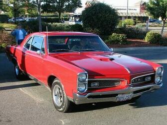 Pontiac GTO 1967 pictures   classic cars