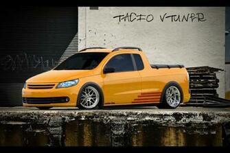 VW  Saveiro G5 by TacioVtuner