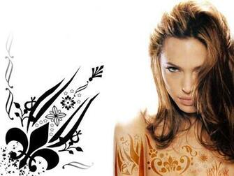 Angelina Jolie Wallpaper WALL PC